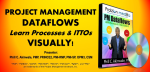 project management explained in dataflows (pmbok® guide ittos dataflows)