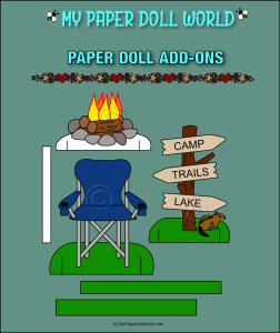 paper doll camping add-ons download