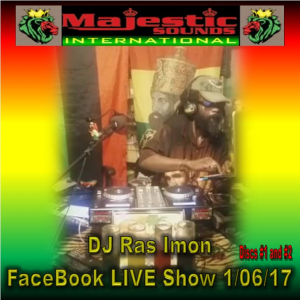 facebook live show 1/06/17 disc #1 & #2