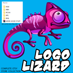 logolizard collection