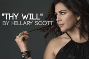thy will by hillary scott custom arranged for vocal solo and full orchestra