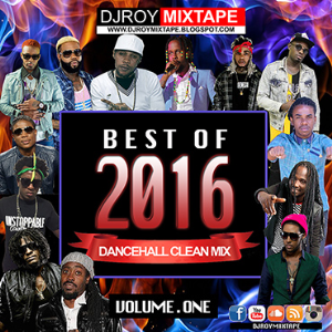 dj roy best of 2016 dancehall mix vol.1