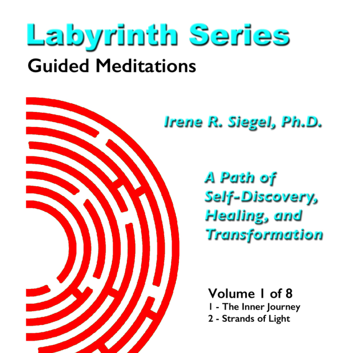 First Additional product image for - Labyrinth Series Guided Meditations - Volume 1