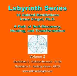 labyrinth series guided meditations - volume 2