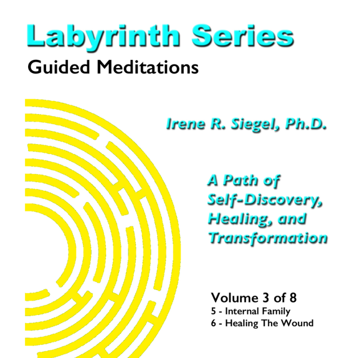 First Additional product image for - Labyrinth Series Guided Meditations - Volume 3