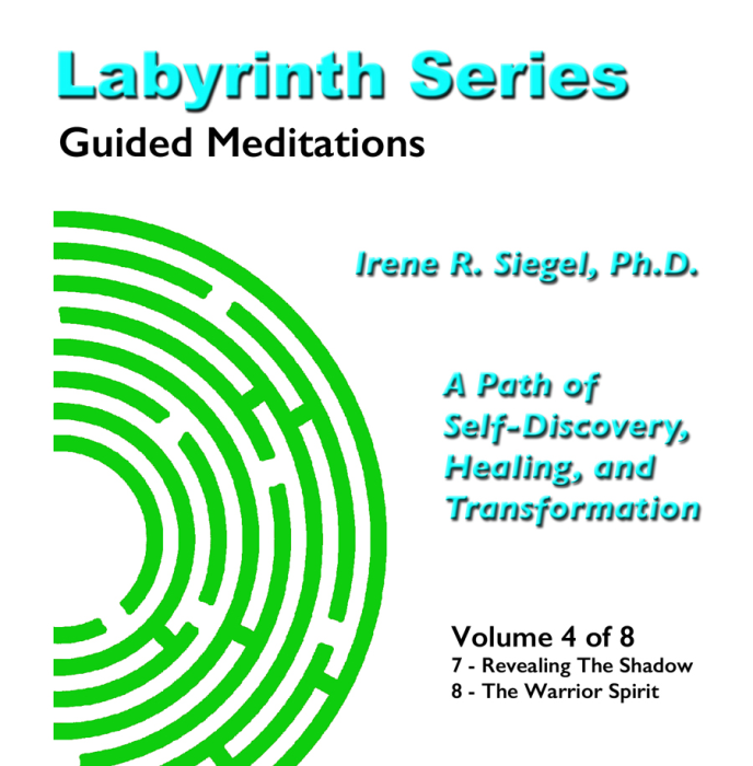 First Additional product image for - Labyrinth Series Guided Meditations - Volume 4