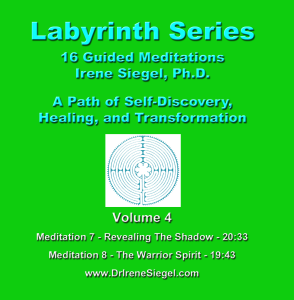 labyrinth series guided meditations - volume 4