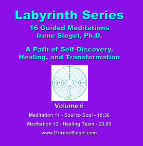 labyrinth series guided meditations - volume 6