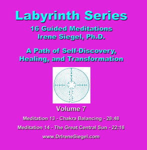 labyrinth series guided meditations - volume 7