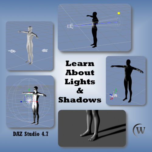 Second Additional product image for - Getting Started In 3D with Daz Studio