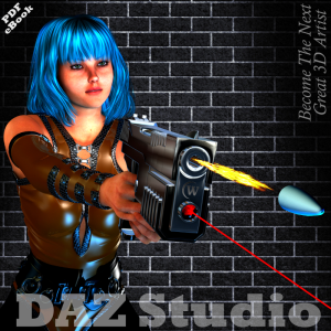 Getting Started In 3D with Daz Studio | eBooks | Computers