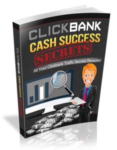 clickbank cash success