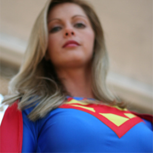 Comic 059 - Superwoman - Take Five | Photos and Images | Entertainment