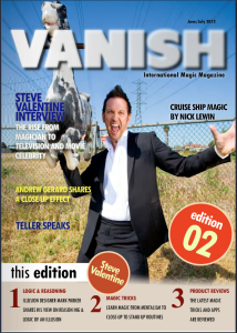 Vanish Magic Magazine 2 | eBooks | Magazines