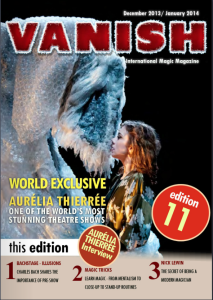 Vanish Magic Magazine 11 | eBooks | Magazines