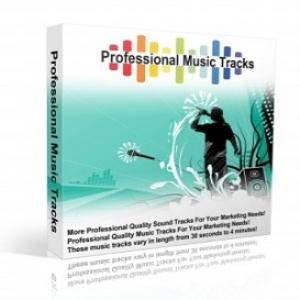 professional music tracks