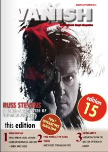 Vanish Magazine 15 | eBooks | Magazines