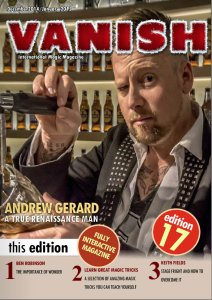 Vanish Magic Magazine 17 | eBooks | Magazines