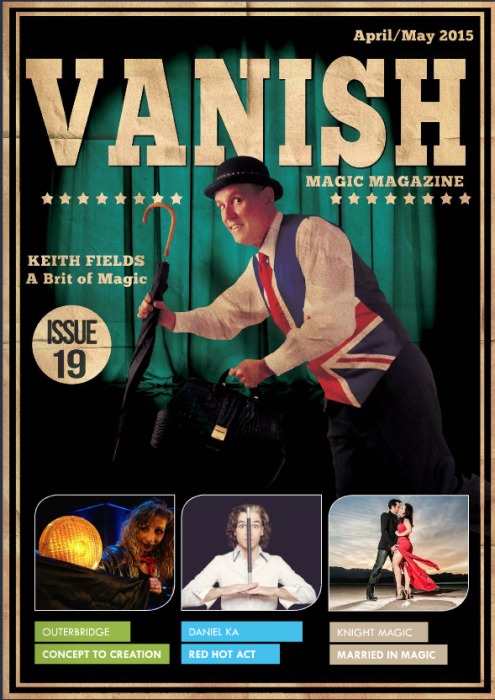 First Additional product image for - Vanish Magic Magazine 19