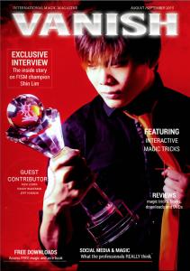 Vanish Magic Magazine 21 | eBooks | Magazines