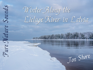 Relax by the Lielupe River in Latvia in Winter | Other Files | Everything Else