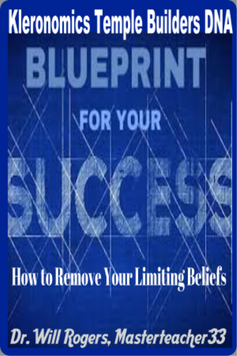 Kleronomics temple builders dna blueprint for success program first additional product image for kleronomics temple builders dna blueprint for success program malvernweather Images