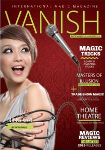 Vanish Magic Magazine 23 | eBooks | Magazines