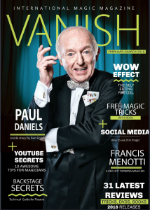 Vanish Magic Magazine 24 | eBooks | Magazines