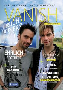 Vanish Magic Magazine 25 | eBooks | Magazines