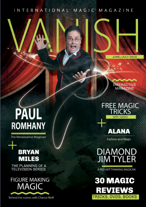 First Additional product image for - Vanish Magic Magazine 26