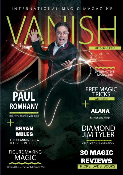 First Additional product image for - Vanish Magic Magazine 26