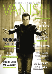 vanish magic magazine 27