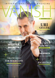Vanish Magic Magazine 29 | eBooks | Magazines