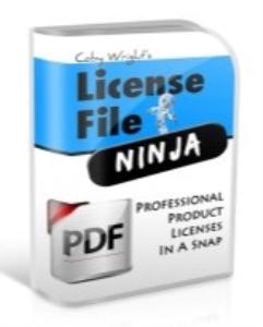 license file ninja