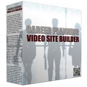 career planning video site builder