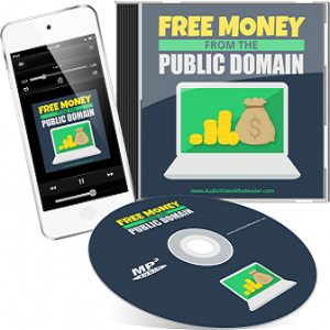 free money from the public domain