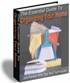 The Essential Guide To Organizing Your Home | eBooks | Home and Garden
