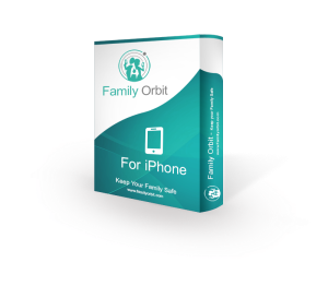 family orbit - iphone monitoring software