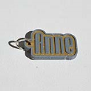 Anne Single & Dual Color 3D Printable Keychain-Badge-Stamp | Other Files | Fonts