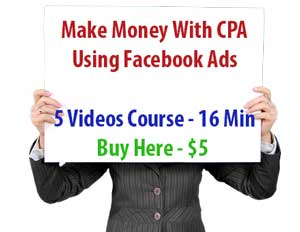 make money using cpa