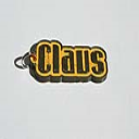 Claus Single & Dual Color 3D Printable Keychain-Badge-Stamp | Other Files | Patterns and Templates