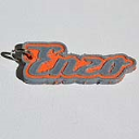 Enzo Single & Dual Color 3D Printable Keychain-Badge-Stamp | Other Files | Patterns and Templates