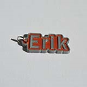 Erik Single & Dual Color 3D Printable Keychain-Badge-Stamp | Other Files | Photography and Images