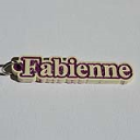 Fabienne Single & Dual Color 3D Printable Keychain-Badge-Stamp | Other Files | Patterns and Templates
