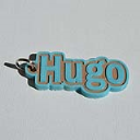 Hugo Single & Dual Color 3D Printable Keychain-Badge-Stamp | Software | Add-Ons and Plug-ins