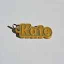 Kate Single & Dual Color 3D Printable Keychain-Badge-Stamp | Other Files | Patterns and Templates