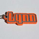 Lynn Single & Dual Color 3D Printable Keychain-Badge-Stamp | Other Files | Presentations