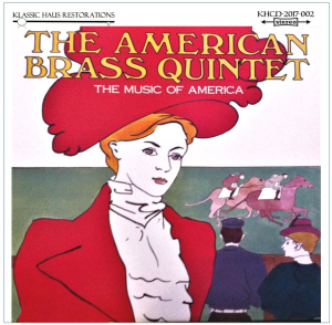 The Music of America - The American Brass Quintet | Music | Classical