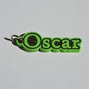 Oscar Single & Dual Color 3D Printable Keychain-Badge-Stamp | Other Files | Everything Else