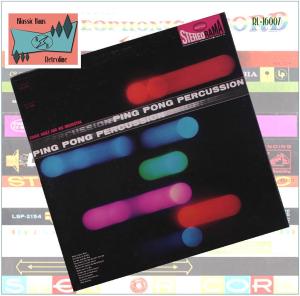 Chuck Sagle and His Orchestra Ping-Pong Percussion | Music | Instrumental